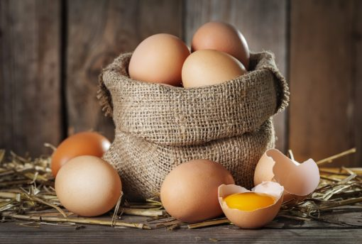 hand-gathered, farm fresh eggs for sale