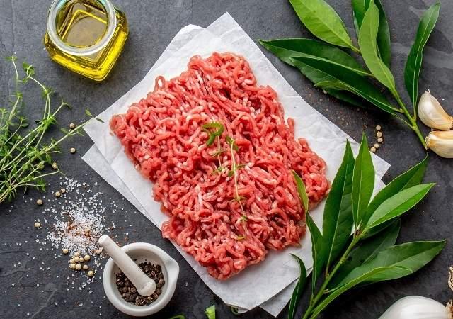 bulk ground beef